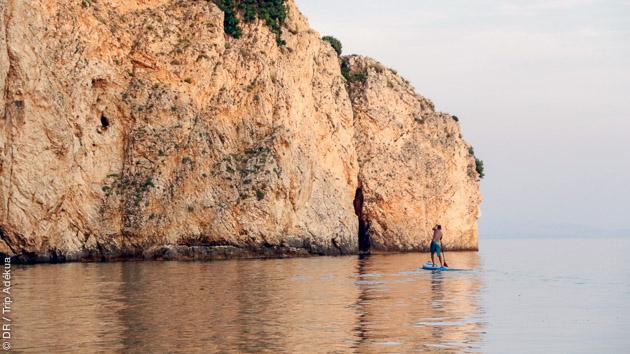 Séjour SUP croisière en Croatie