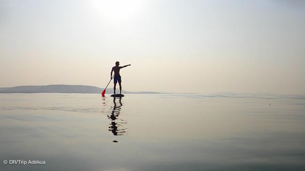 Séjour SUP à Goa en Inde