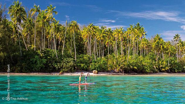 nouveau site pour vos voyages stand up paddle