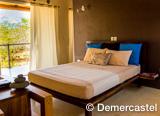 Une grande villa avec piscine à proximité des spots et des commodités - voyages adékua