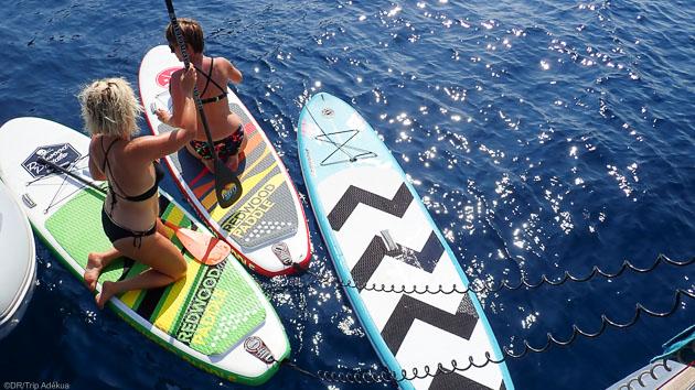Un séjour SUP pour naviguer sur les plus beaux spots d'Ibiza aux Baléares