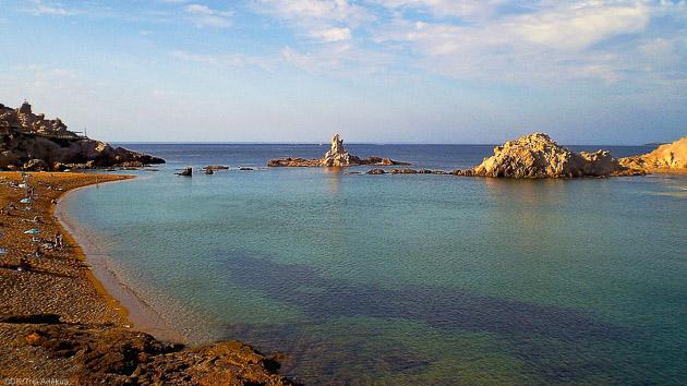 Naviguez en SUP sur les plus beaux spots de Minorque