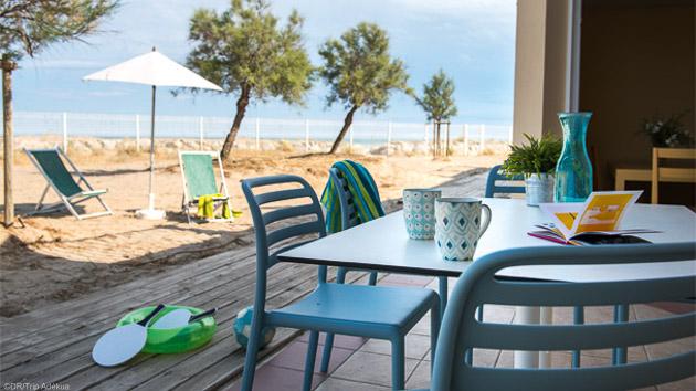 Votre appartement tout confort proche de la mer à Gruissan