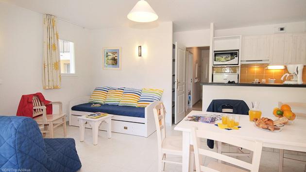 Votre appartement tout confort à Six Fours pour un superbe séjour SUP