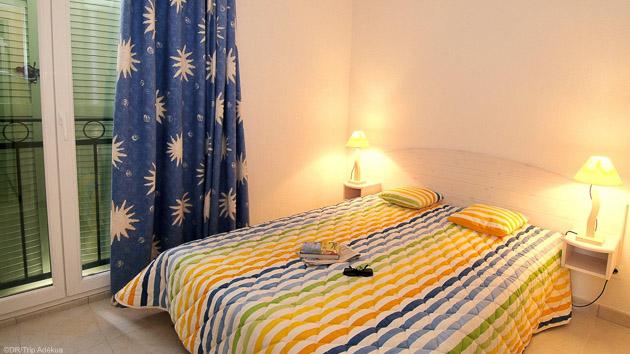 Profitez de votre hébergement tout confort pendant votre séjour SUP