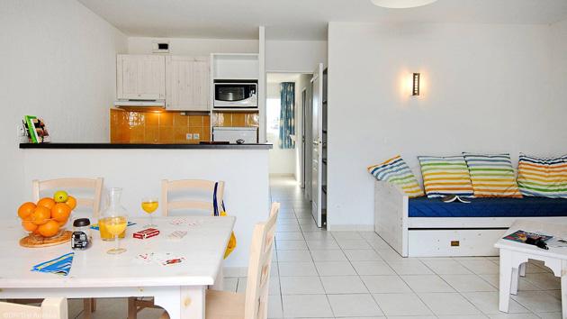 Votre appartement en résidence avec piscine à Six Fours