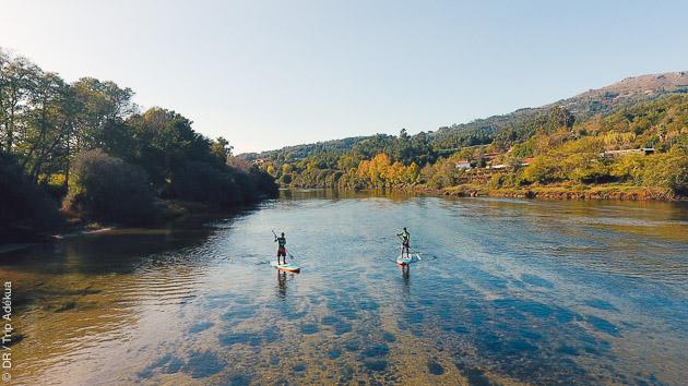 voyage au portugal avec balades en paddle