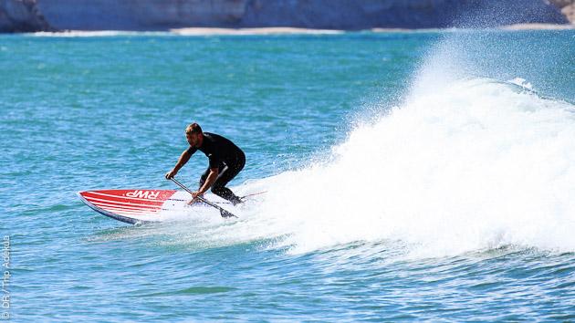 Stage de SUP au Maroc, à Agadir pour se perfectionner au Sup Surf