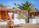 Votre superbe chambre suite au sein de la surf house de Corralejo - voyages adékua