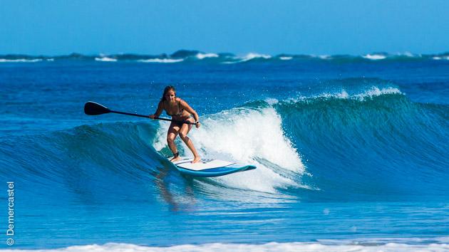 Un séjour SUP et aventure au Costa Rica, juillet et aout, une vraie perle !