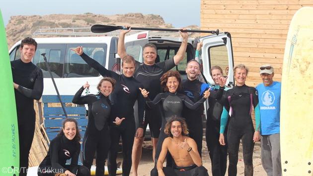 Un séjour de rêve pour progresser en SUP au Maroc