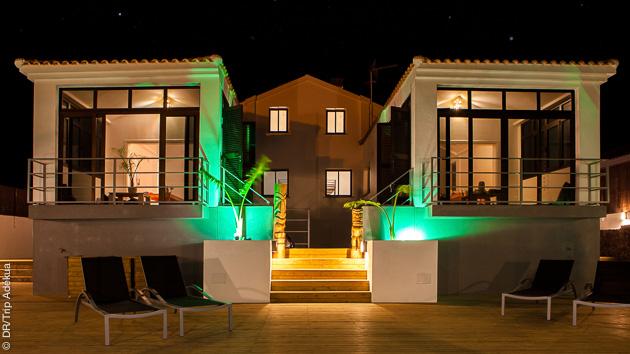 Hébergement en surf house pour ce stage de stand-up-paddle à Corralejo aux Canaries