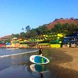 Commentaire de Guillaume et sa famille après leur séjour SUP à Goa, en Inde avec Cédric et Trip Adékua