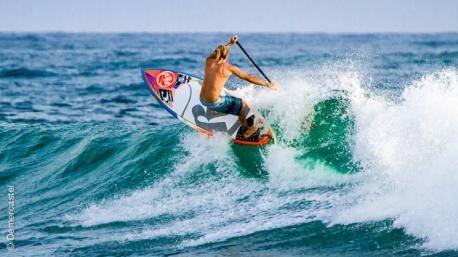 Coaching vidéo et photo en stand up paddle au Costa Rica en juillet et aout 2017