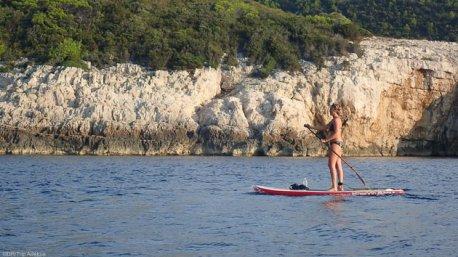 Votre croisière Stand up paddle en mer des Baléares