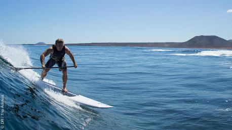 Un séjour SUP à Fuerteventura avec chambre et location de matériel