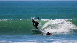SUP in USA... à San Clemente