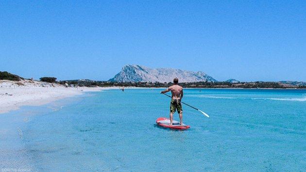 Votre croisière SUP sur un voilier tout confort en Sardaigne