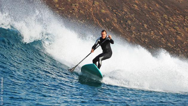stage de SUO surf à Fuerteventura, aux Canaries