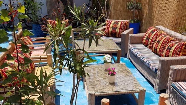 Une SUP house tout confort pour des vacances au Maroc